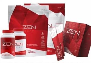Kit Zen Bodi Completo + Zen Fit - Com Nota Fiscal