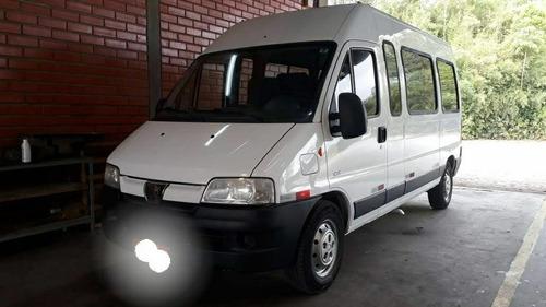 Peugeot Boxer Minibus 2014 2.3 Hdi 350lh Longo 15l 5p