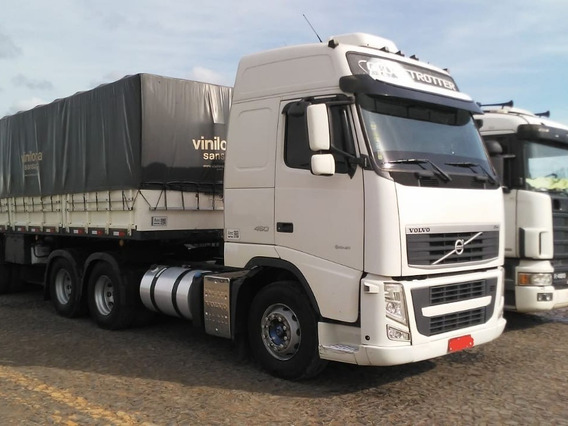 Volvo Fh460 Globetrotter 6x4 I-shift 2014/14 = Scania, Mb