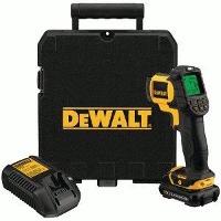 Medidor De Temperatura Sin Contacto Laser Dewalt Dct414s1