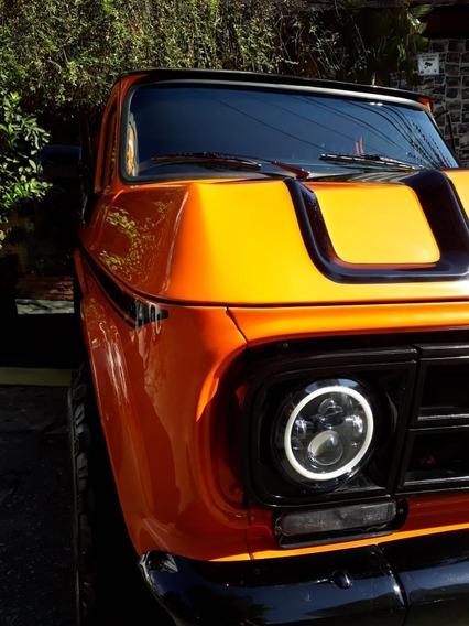 Chevrolet Veraneio 1988 Raridade