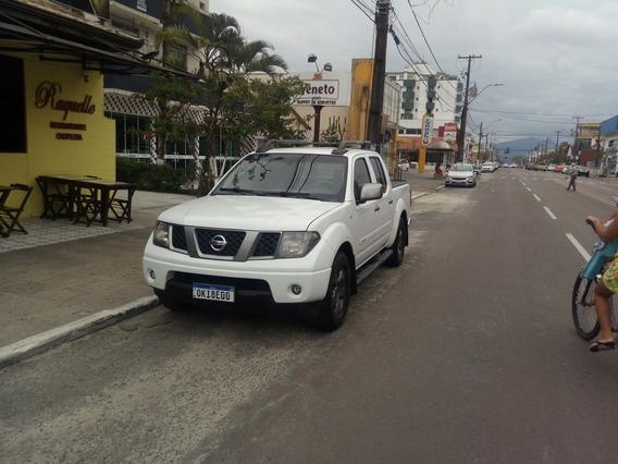 Nissam Frontier Se Attack Branca Completa 2.5 Diesel