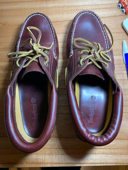 Zapatos Timberland Náutico Clásico De 2 Ojales