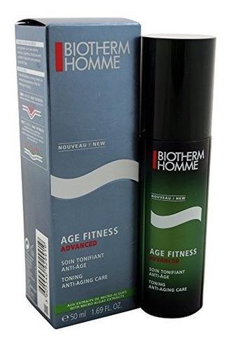 Homme Age Fitness Avanzada Tonificación Crema Antienvejecim