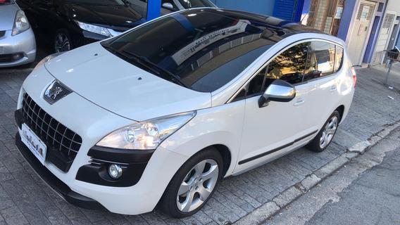 Peugeot 3008 Griffe 1.6 Turbo Aut. 2013
