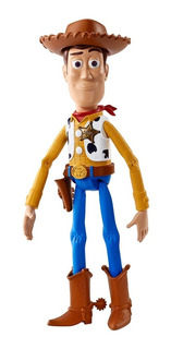 Figura Woody Parlante Toy Story Muñeco Original Mattel 22 Cm