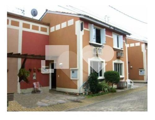 Casa Em Condomínio Fechado Com 2 Pisos - 28-im409568