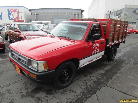 Toyota Hilux 2.4cc 4x2