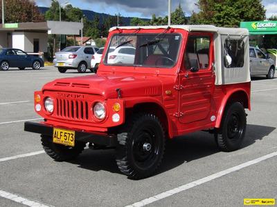Suzuki Lj 80 Mt 800cc 4x4