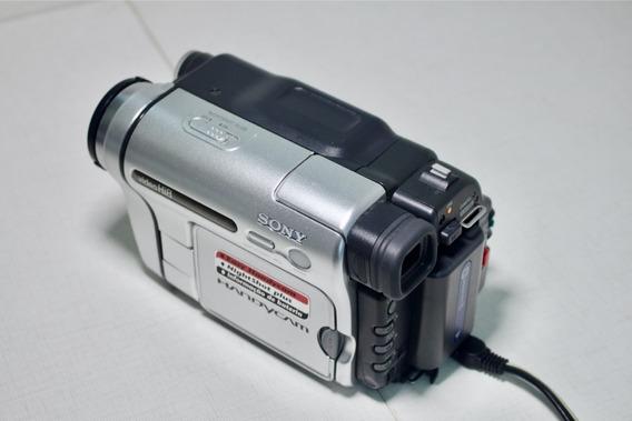 Câmera Filmadora Hi8 Video8 8mm Sony Handycam Trv138 Ntsc