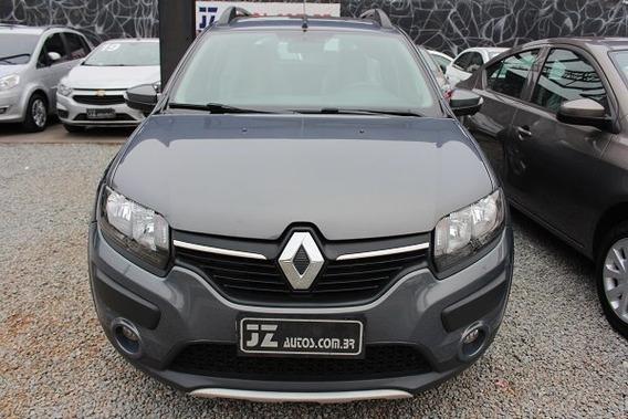 Renault Sandero Stepway Expression 1.6 - Sem Entrada 60x