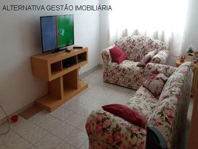 Apartamento Residencial Em Osasco - Sp, Jaguaribe - Apv2394