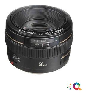 Canon Objetivo 50mm F:1,4 Usm - Japones