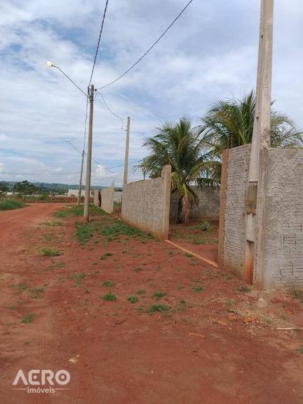 Terreno À Venda, 1000 M² Por R$ 60.000,00 - Arealva - Arealva/sp - Te0573