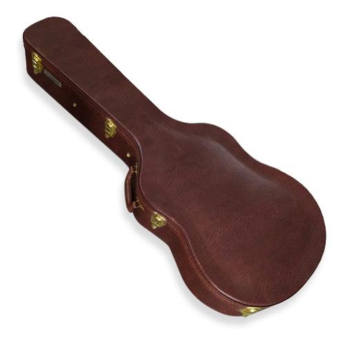 Hard Case Para Violão Jumbo Standard  Estojo Ej200 Estojo