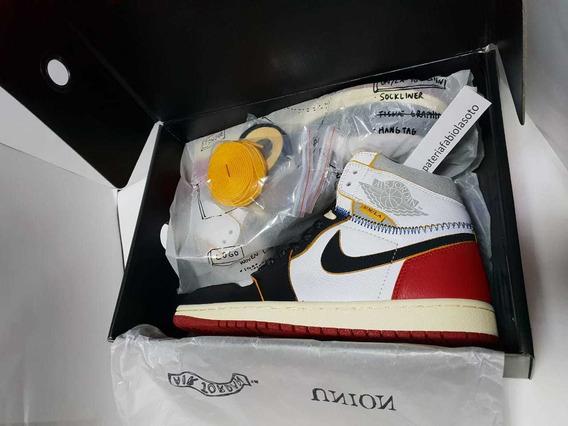 Air Jordan Retro 1 Nuevos Originales Disponibles Envío Grati