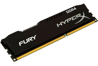 Memoria Kingston 8gb Ddr4 Hyperx 2400 Hx424c15fb2/8 Tranza