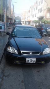 Honda Civic Full Equipo