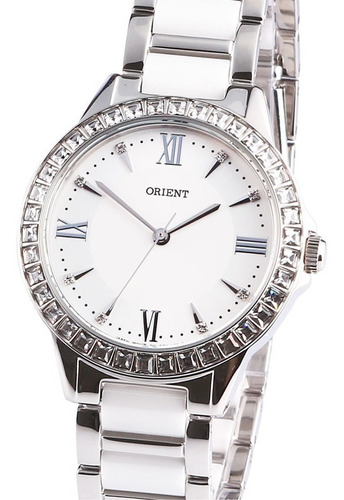 Orient Ladies Fashion Ceramic Fqc11004w Promo Cuotas
