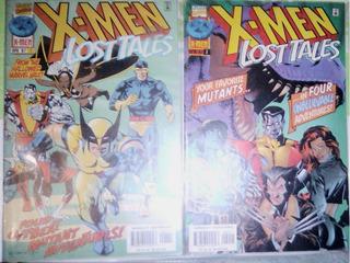 X Men: Lost Tales # 1 Y 2 Ingles Miniserie