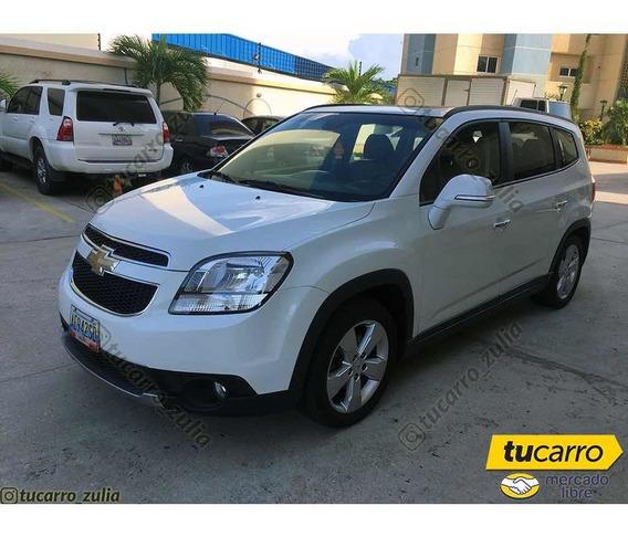 Chevrolet Orlando .