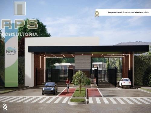 Imagem 1 de 21 de Apresentamos O Residencial Ecoville, Condomínio Fechado De Alto Padrão. À 500 Mts Da Alameda Lucas Nogueira Garcez Em Atibaia. - Tc00289 - 69539144