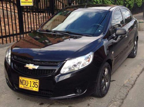 Chevrolet Sail 2013 1.4 Ls