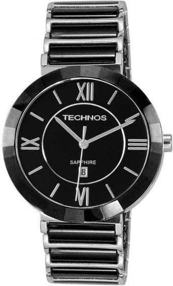 Relógio Technos Feminino Elegance Ceramic/sapphire 2015bx/1p