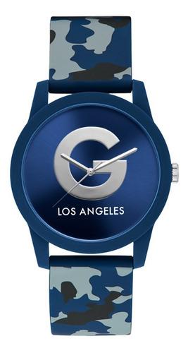 Reloj G By Guess G Craze Dama G59042l9 Azul
