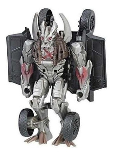 Muñeco Transformers Decepticon Last Knight Turbo Changer