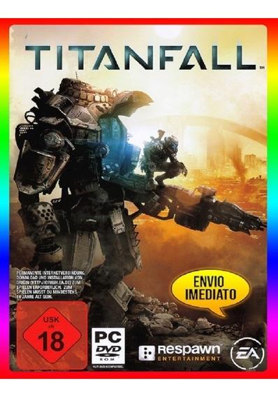 Titanfall Pc - Origin Key (envio Já)