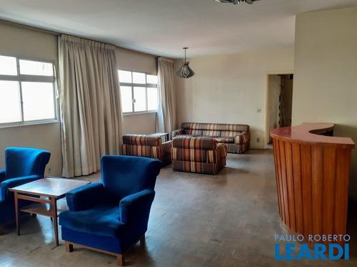 Imagem 1 de 10 de Apartamento - Higienópolis  - Sp - 631606