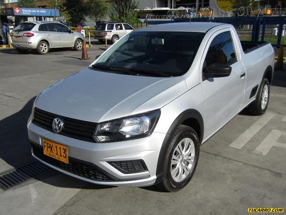 Volkswagen Saveiro Mt 1600cc Aa