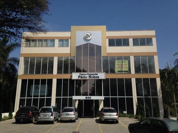 Sala Comercial Para Locação, Parque Rincão, Cotia. - Sa0096
