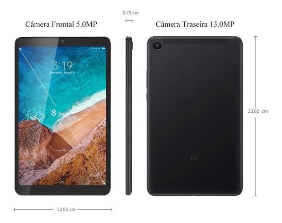 Xiaomi Mi Pad 4 Tablet Pc 3gb + 32gb - Preto -tablet - iPad