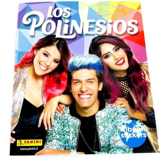 Álbum Los Polinesios + 50 Sobres + Envío Gratis / Don Lámina