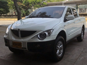 Ssangyong Actyon Sports 2013