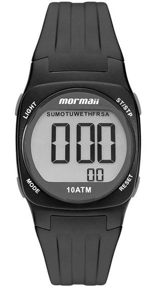 Relógio Mormaii Unissex Mokg00/8p C/ Garantia E Nf