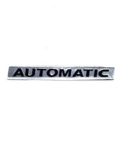 Emblema Automatic Gol G7 Polo Virtus Original Volkswagen