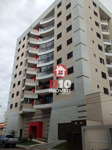 Apartamento Com 3 Dormitórios À Venda Por R$ 743.750,70 - Mar Grosso - Laguna/sc - Ap2885