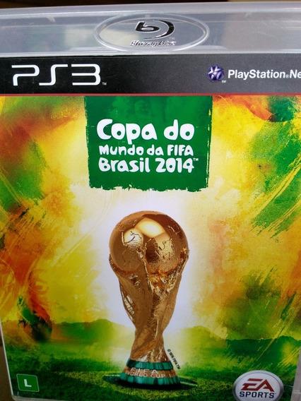 Copa Do Mundo Fifa 2014 Ps3 Original , A Pronta Entrega