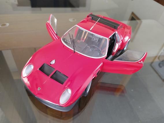 Miniatura 1:18 Lamborghini J-svr