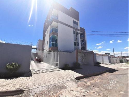 Apartamento Com 2 Dormitórios À Venda, 53 M² Por R$ 180.000,00 - Ouro Fino - São José Dos Pinhais/pr - Ap0745