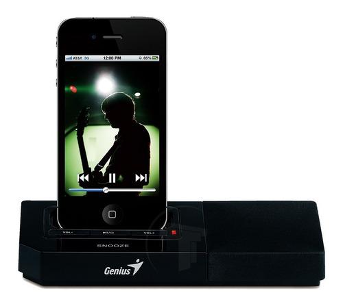 Altavoces Cargador iPhone iPod Genius Spi500