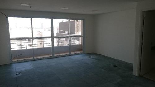 Imagem 1 de 6 de Sala Comercial Para Locação, Jardim Três Marias, São Bernardo Do Campo. - Sa0002