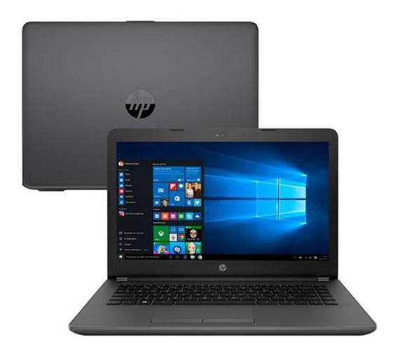Notebook Hp 246 G6 Core I3-7020u 4gb 500gb 14