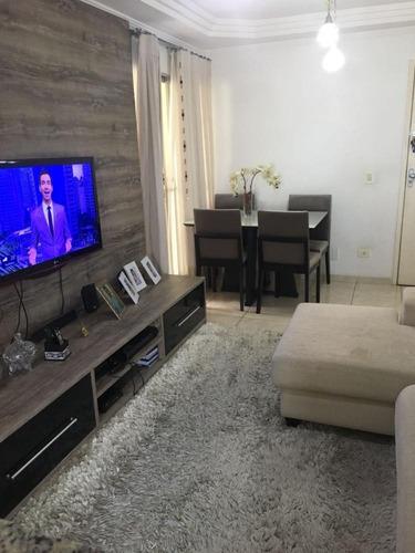 Imagem 1 de 10 de Apartamento No Bairro Pauliceia -  São Bernardo Do Campo/sp - 2859