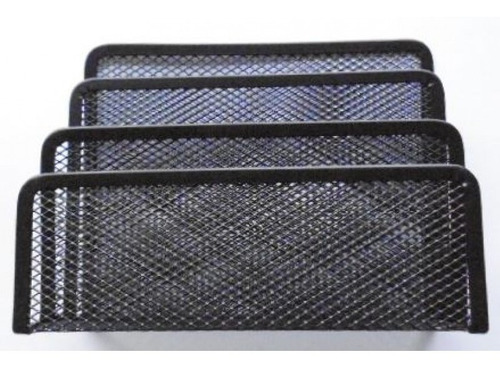 Organizador De Metal Porta Papeles