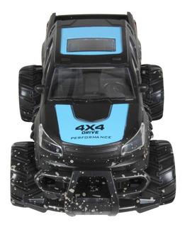 Auto Control Remoto 4x4 Rc Todo Terreno Gran Velocidad Pu