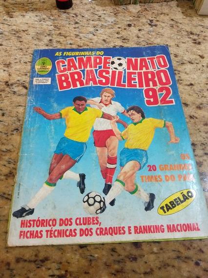 Figurinhas Campeonato Brasileiro 1992